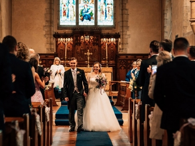 Weddings at Holy Trinity