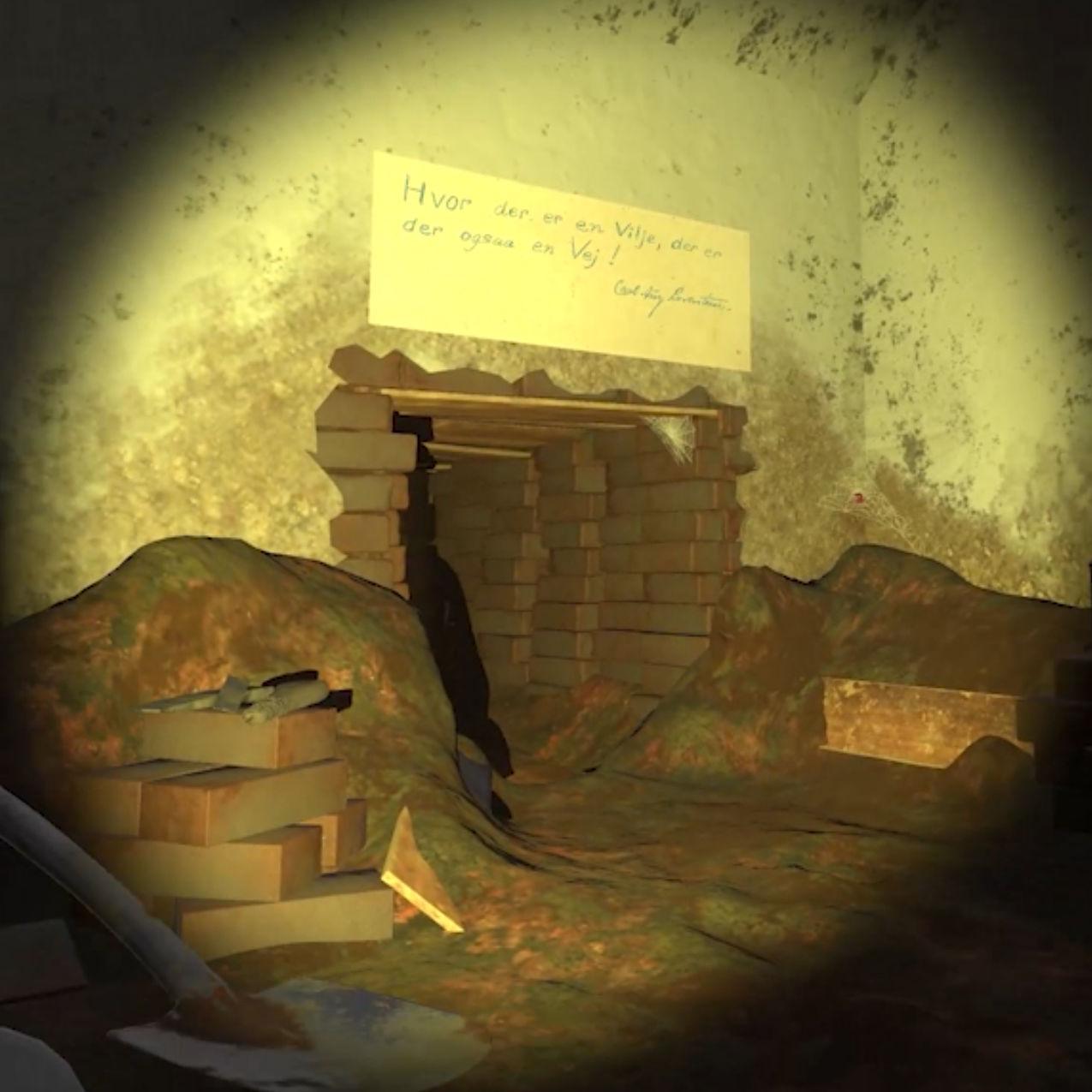 VR Oplevelse til Fængslet
