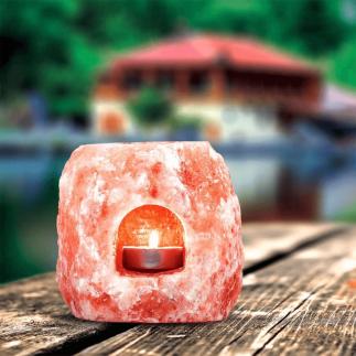 Aromaterapi med salt, Columbus Spices