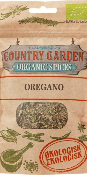 Oregano, Ekologiska kryddor, Columbus Spices