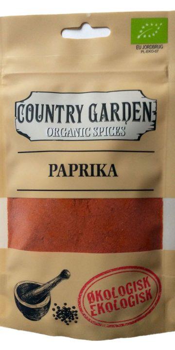 Paprika - ekologisk, Columbus Spices