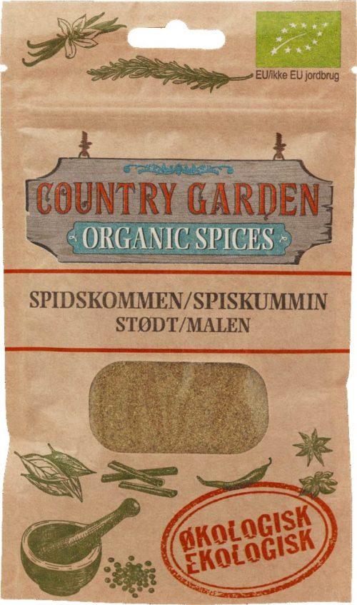 Spiskummin, Ekologiska kryddor, Columbus Spices