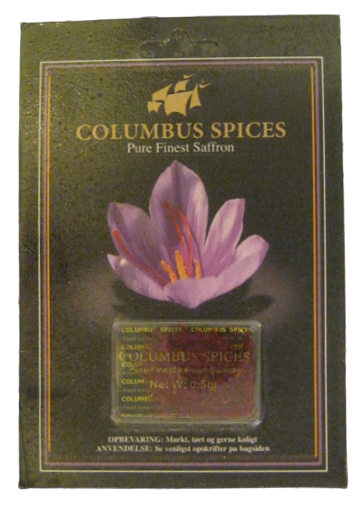 Saffran - Columbus Spices