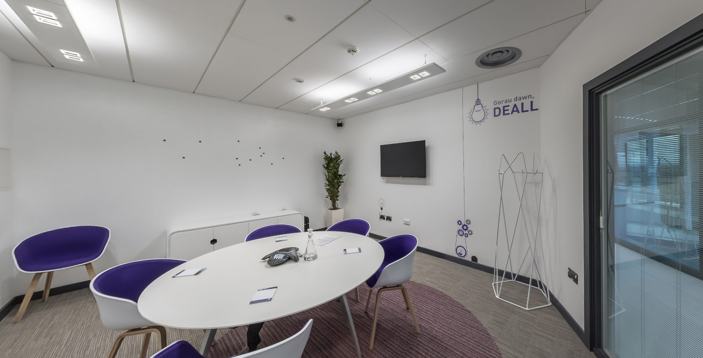 Rocket Meeting Room M-SParc Gearwen Anglesey
