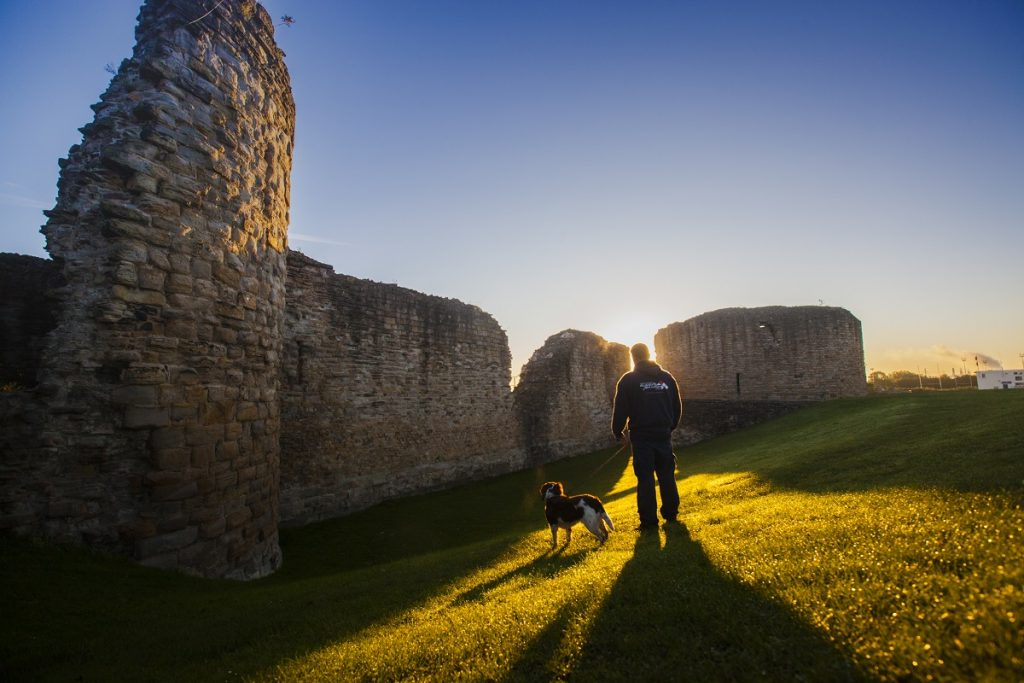 Flint Castle | Flintshire | North Wales