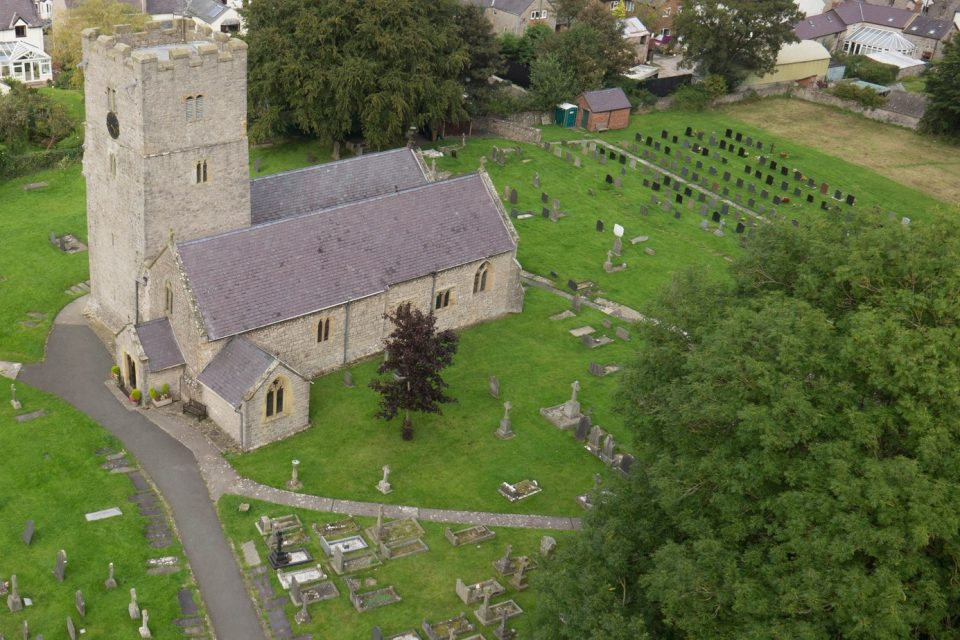 Caerwys Church Flintshire North Wales