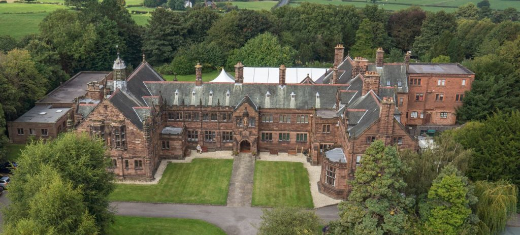 Gladstones Library | Hawarden | Flintshire | North Wales
