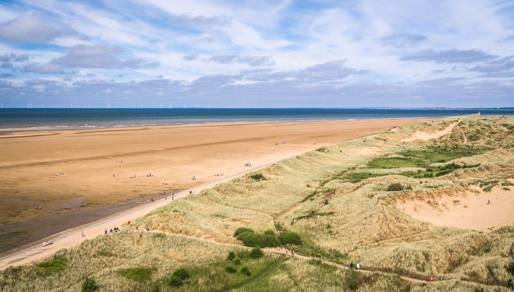 Talacre Beach Horse Riding Lessons North Wales Flintshire Holywell