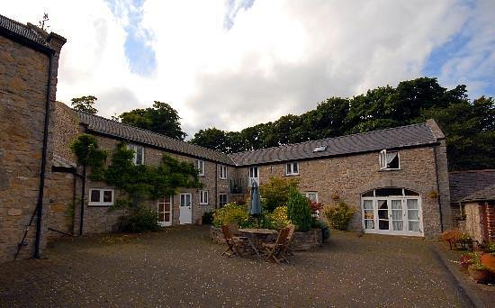 Pantasaph Farm B&B Holywell Flintshire North Wales