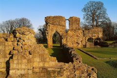 Basingwerk Abbey | Flintshire | North Wales