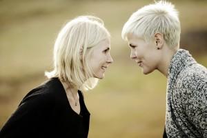 Sarah Steen & Jenny Skilberg