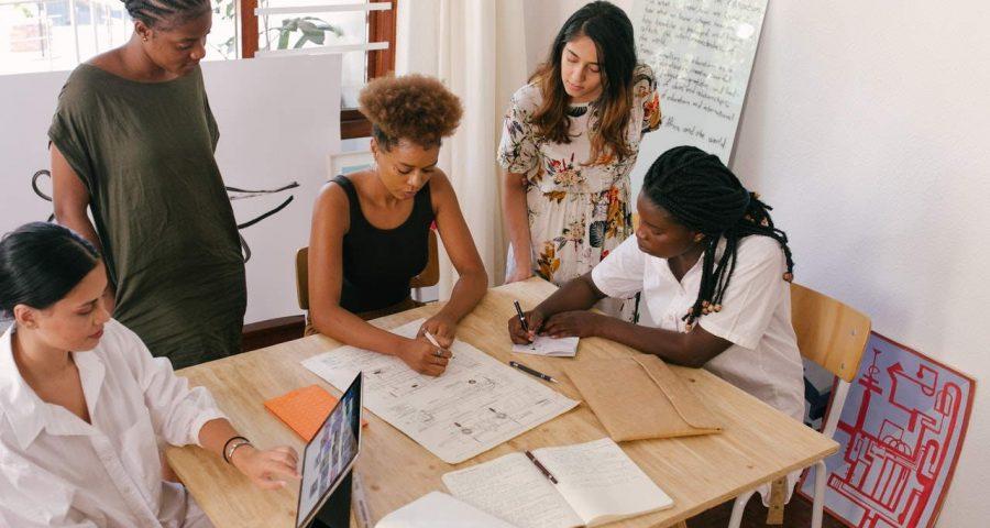 Tio Kvinnliga Entreprenörer