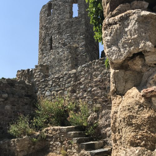 Chateau de Grimaud - Côte d'Azur
