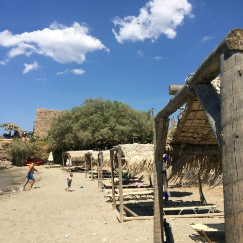 Green Beach – Makry Gialos – Create