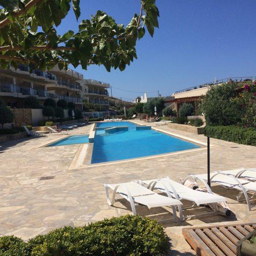 Lagada Resort - Makry Gialos - Creet