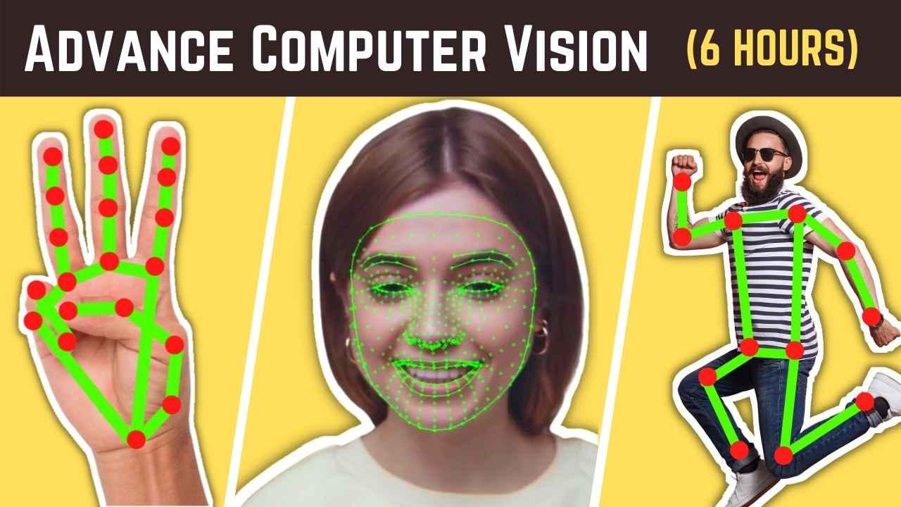 Advanced Computer Vision cvzone