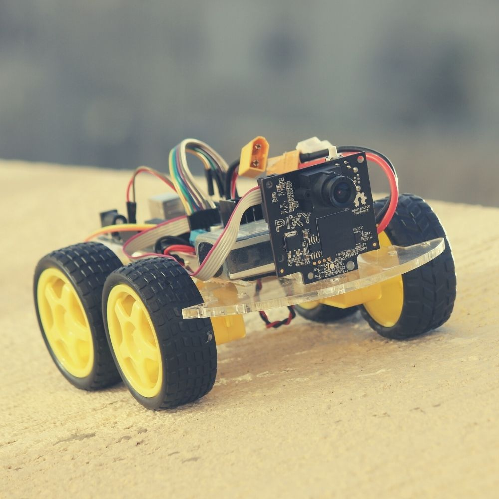 Object Following Robot with Arduino