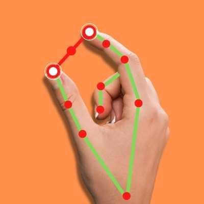 Gesture Volume Control Opencv