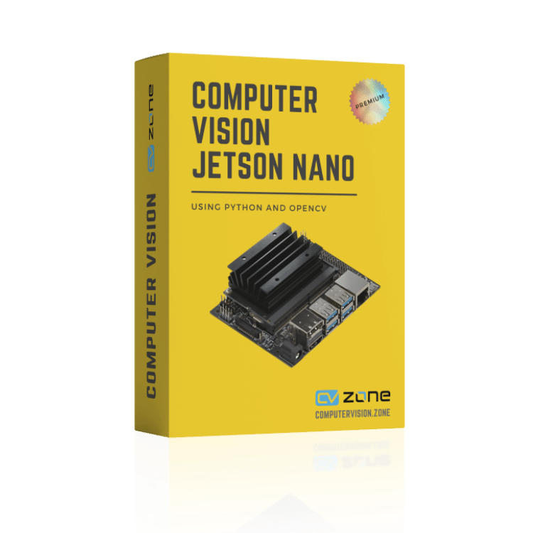 Computer Vision With Jetson Nano