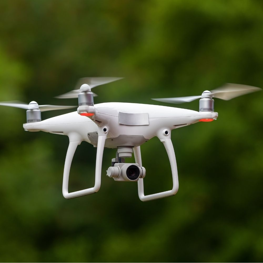 Drone Object Following