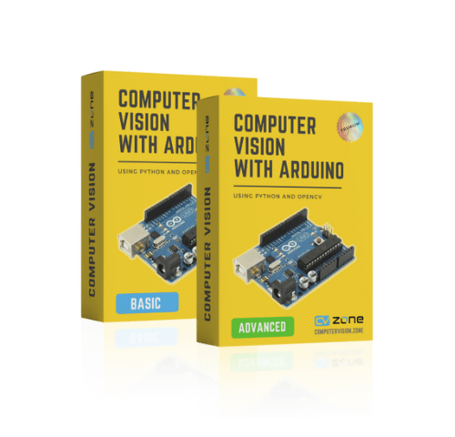 Computer Vision With Arduino