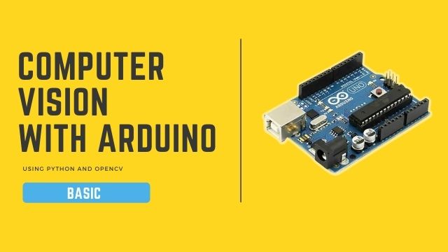 Computer Vision Arduino CVZone