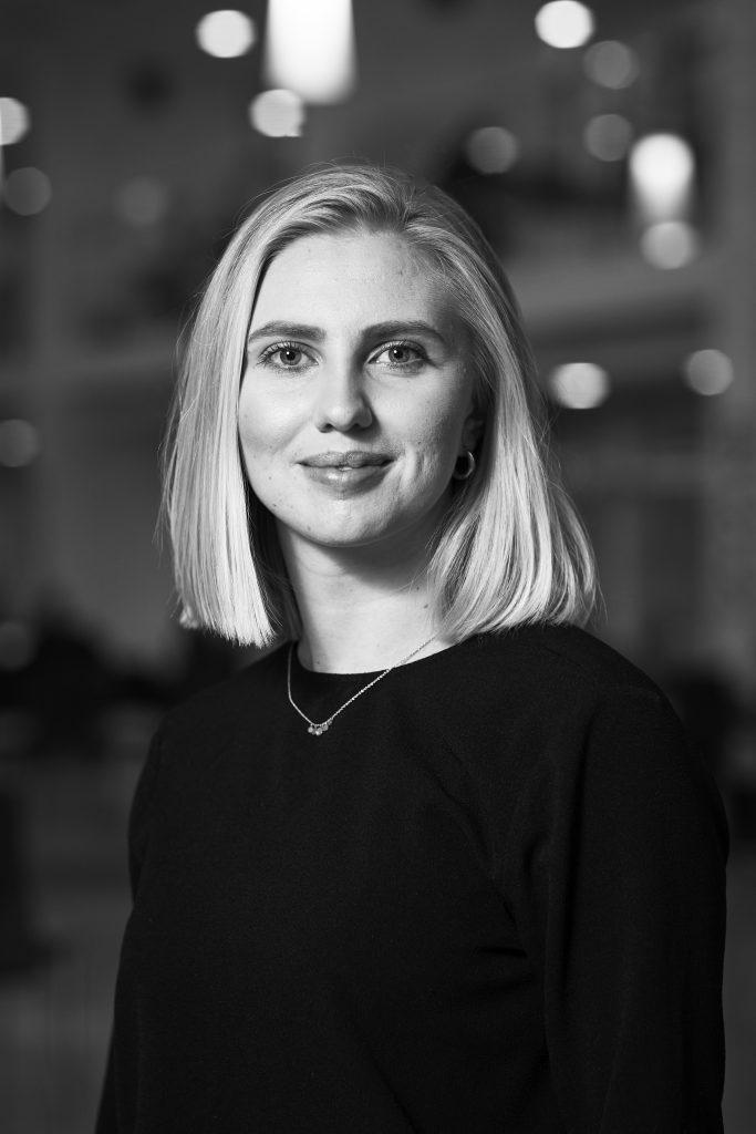 Board member Pernille Hartman Dalsgaard
