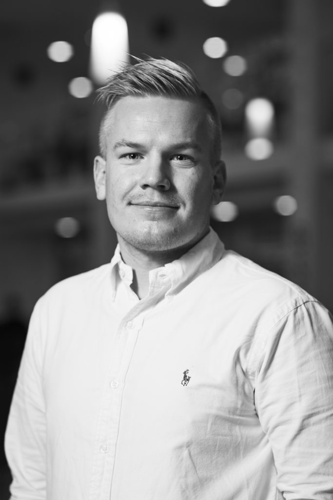 Board member Asbjørn Joensen