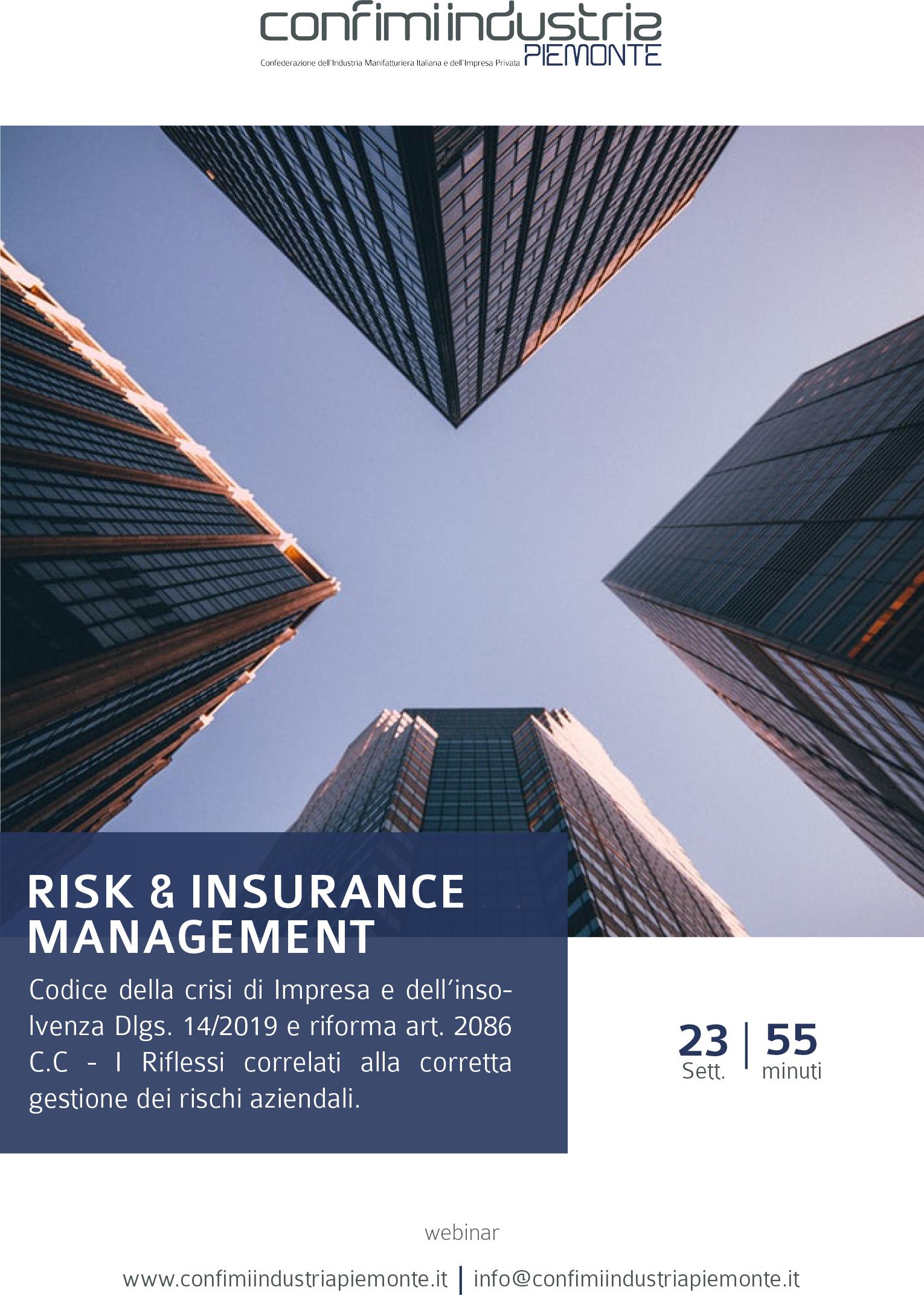 Flyer - Risk & Insurance01