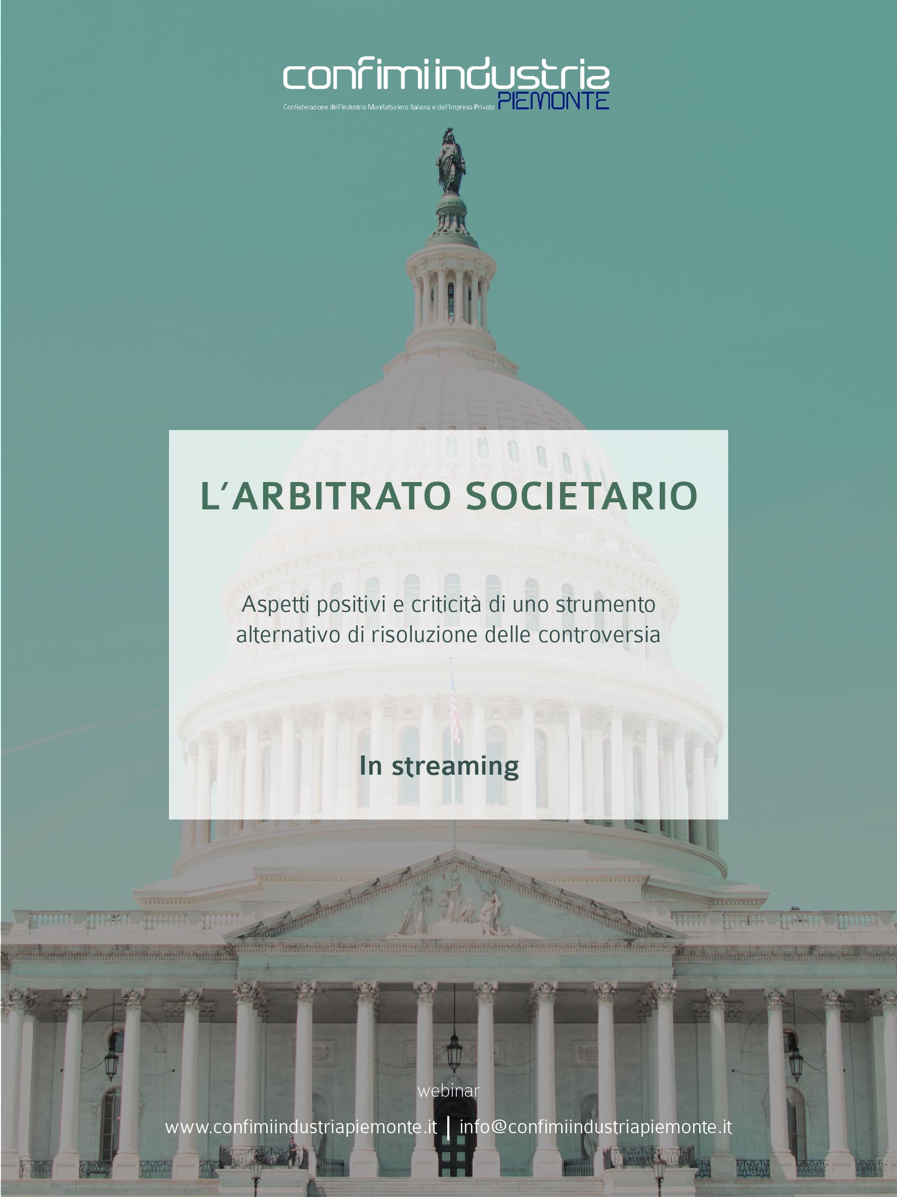 Flyer - L'arbitrato societario_Tavola disegno 1 copia 16