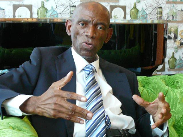Dr François Tshipamba Mpuila