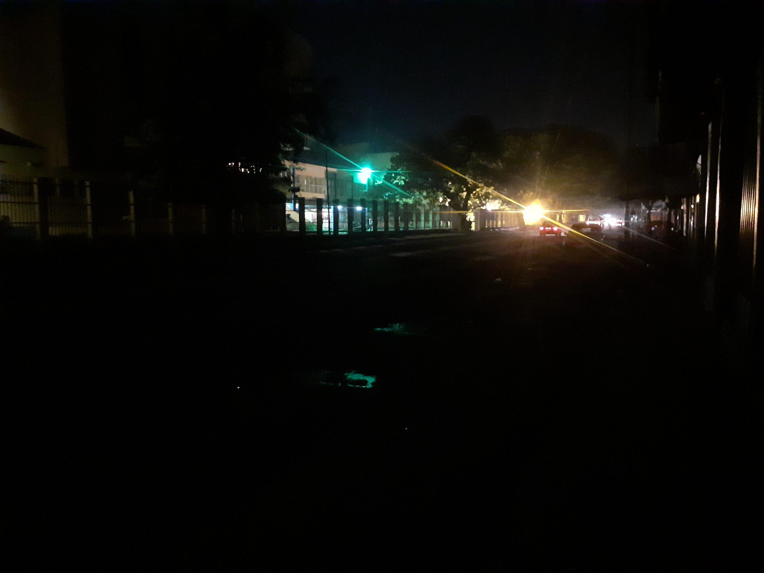 Kinshasa. Deuxième nuit de couvre-feu