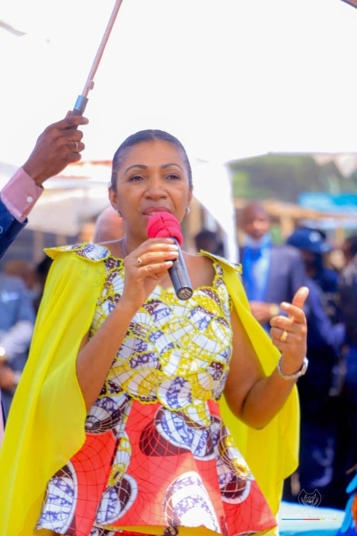 Parlement congolais: Jeanine Mabunda est tombée, la majorité a basculé
