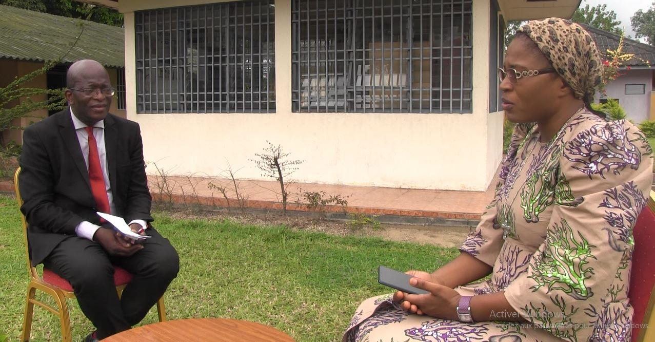 Entretien avec Sœur Florence Mbiya Directrice de  l'Unité des Soins et de Recherche en Psychiatrie Infanto Juvénile CNPP-UNIKIN
