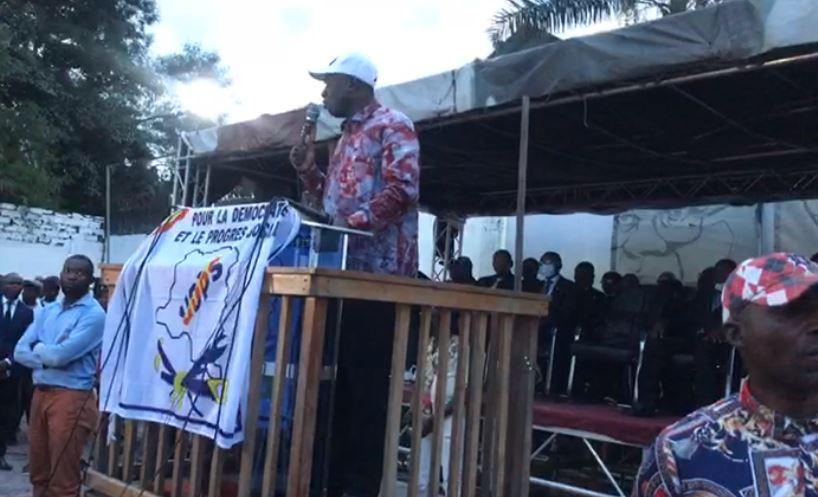 Les combattants de l'UDPS mobilisés pour le passage de Sama Lukonde au parlement