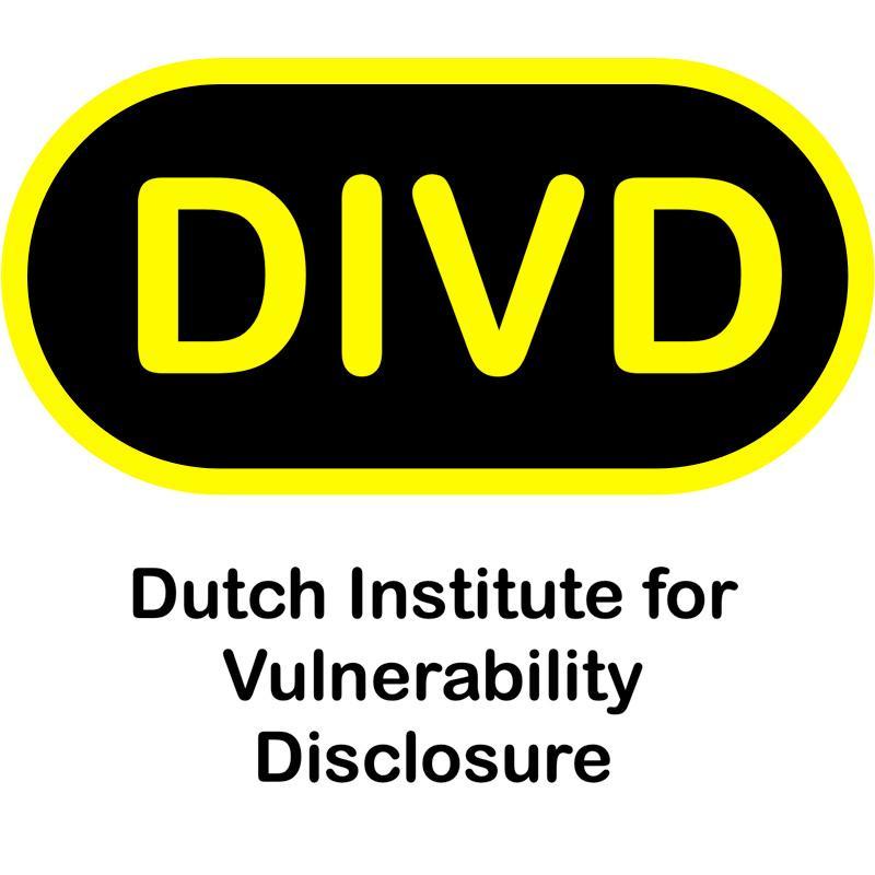 DIVD Dutch Institute for Vulnerability Disclosure