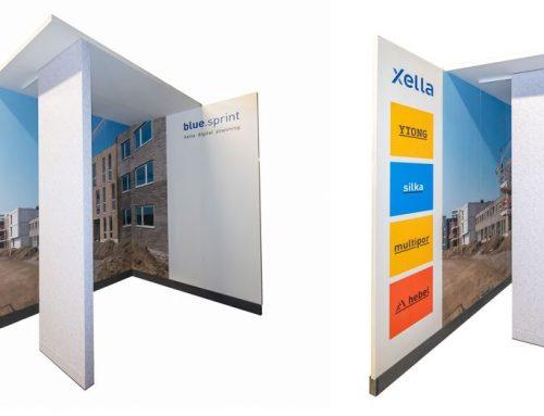 Xella – stand modulaire