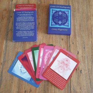 ET Healingscode kaarten