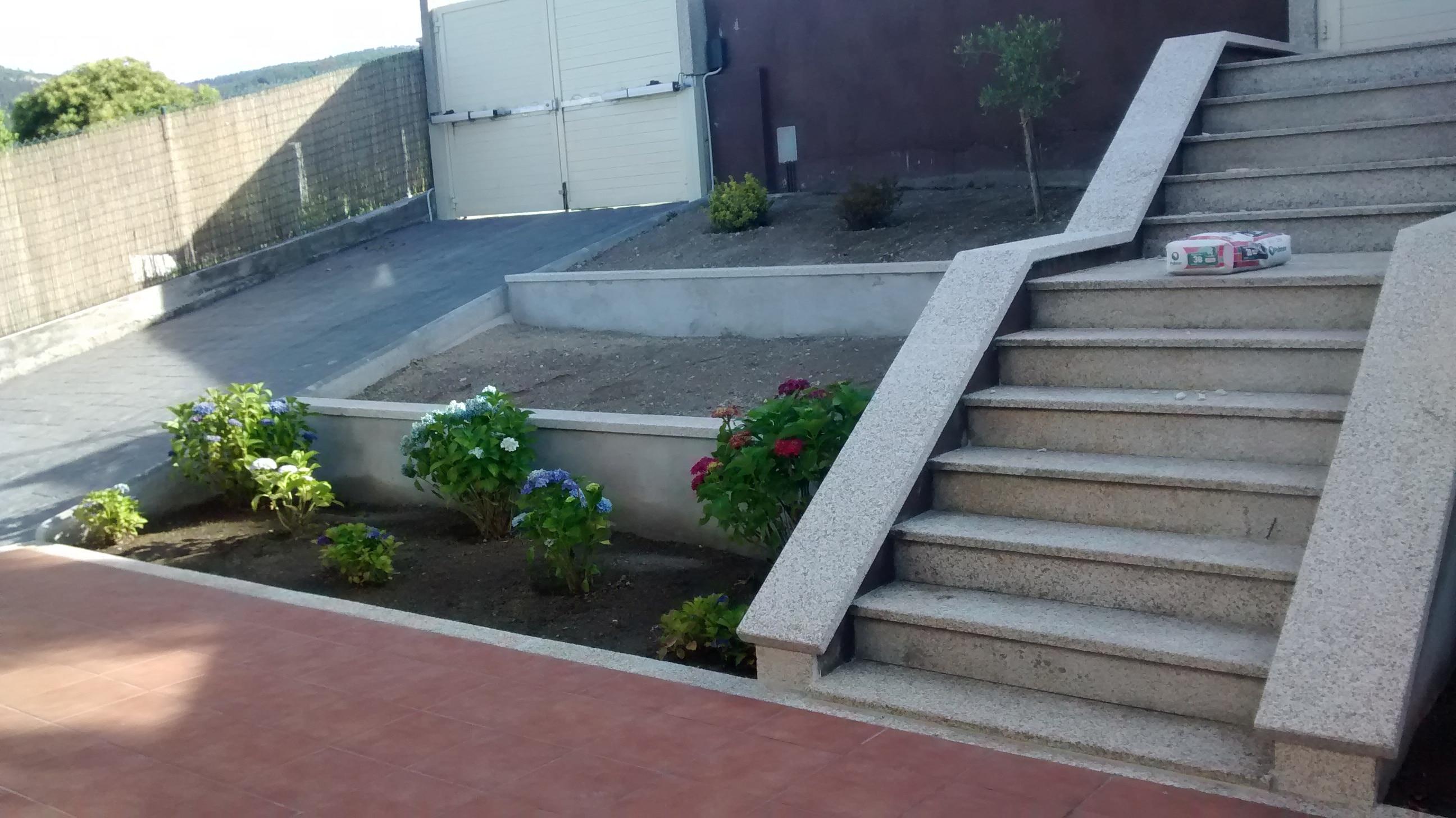 acondicionamiento jardin