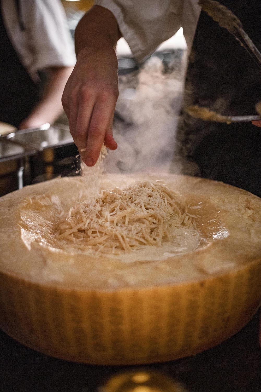 parmesanhjul