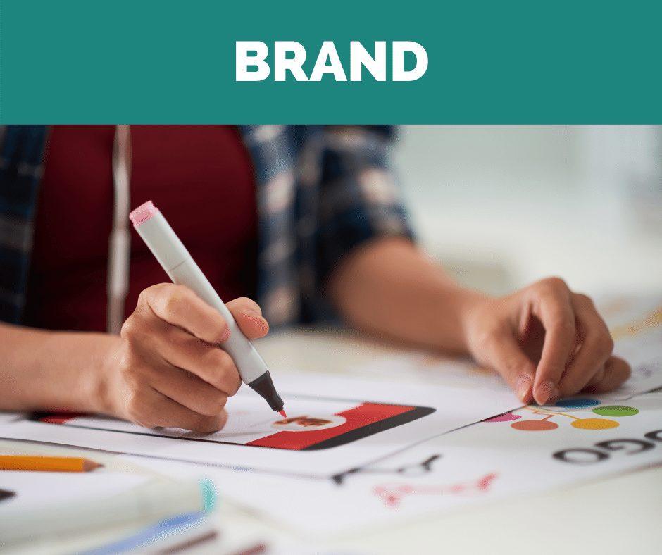 Det er vigtigt at sikre dig, at din nye hjemmeside passer til dit brand og din visuelle identitet.