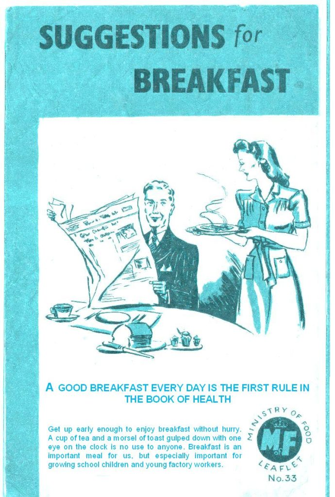 Suggestions for Breakfast