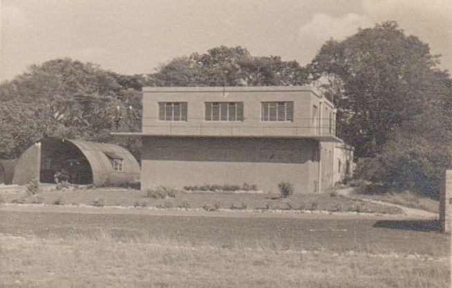 Control Tower 1945
