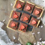 choklad cheesecake paj