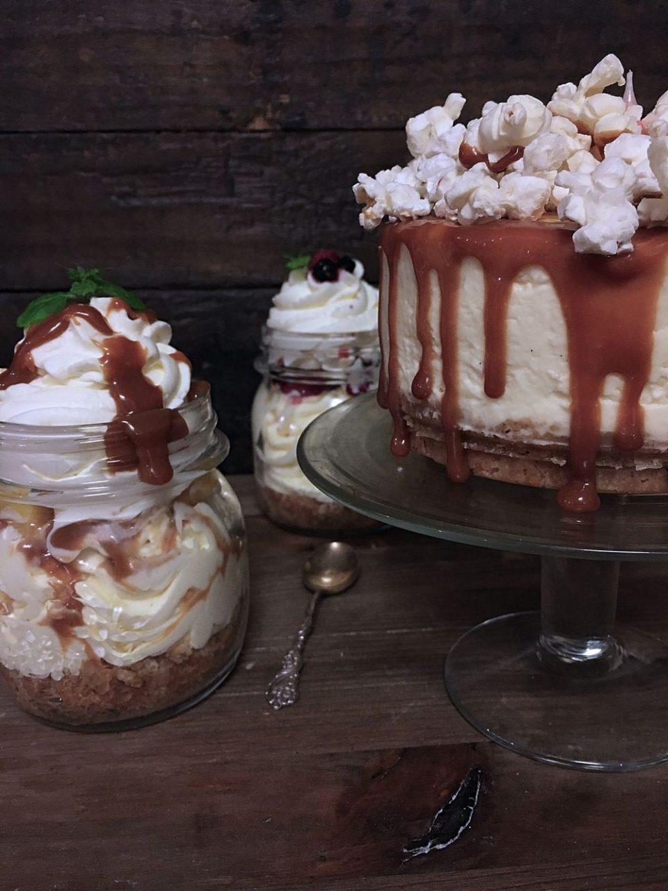no-bake cheesecaketårta