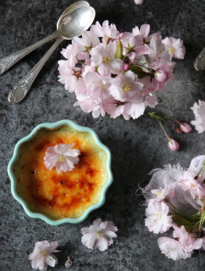 crème brûlée på tre ingredienser