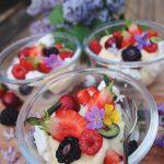 enkel dessert till många