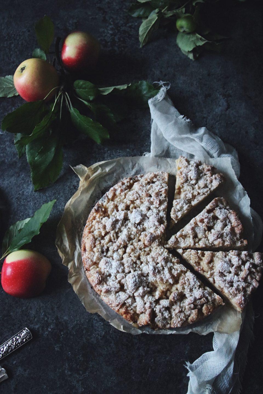äppelpaj äppelmos recept