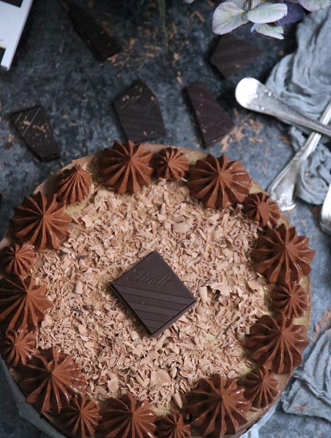 chokladcheesecake