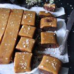 brownies med saltkaramell